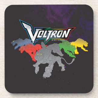 Voltron | Lions Charging Coaster