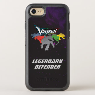 Voltron | Lions Charging OtterBox Symmetry iPhone 8/7 Case