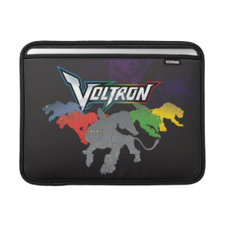 Voltron | Lions Charging Sleeve For MacBook Air