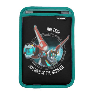 Voltron | Red Lion Plasma Beam iPad Mini Sleeve