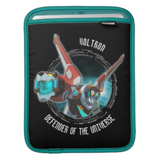 Voltron | Red Lion Plasma Beam iPad Sleeve