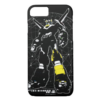Voltron | Silhouette Over Map Case-Mate iPhone Case