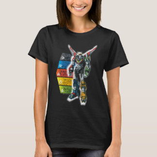 Voltron | Voltron And Pilots Graphic T-Shirt