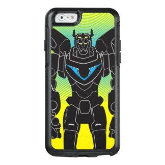 Voltron | Voltron Black Silhouette OtterBox iPhone 6/6s Case