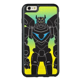 Voltron | Voltron Black Silhouette OtterBox iPhone 6/6s Plus Case