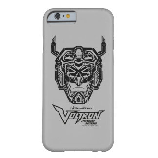 Voltron | Voltron Head Fractured Outline Barely There iPhone 6 Case