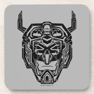Voltron | Voltron Head Fractured Outline Coaster