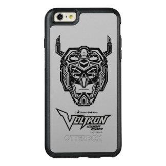 Voltron | Voltron Head Fractured Outline OtterBox iPhone 6/6s Plus Case