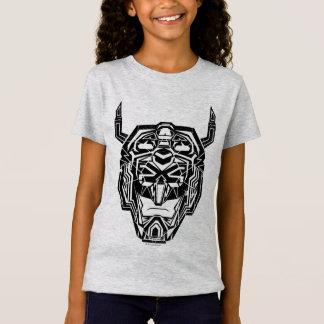 Voltron | Voltron Head Fractured Outline T-Shirt