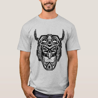 Voltron | Voltron Head Fractured Outline T-Shirt
