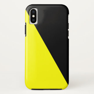 Voluntaryist Apple iPhone X, Tough Phone Case
