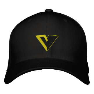 Voluntaryist V Embroidered Hats