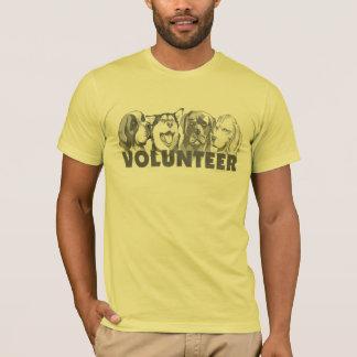 Volunteer (dogs) T-Shirt