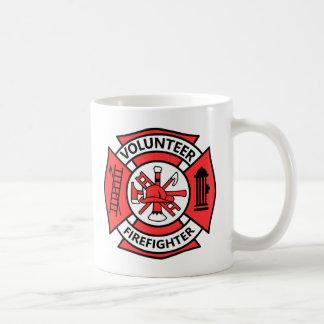 Volunteer Firefighter Coffee Mug