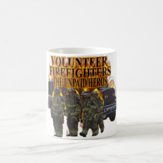Volunteer Firefighters mug