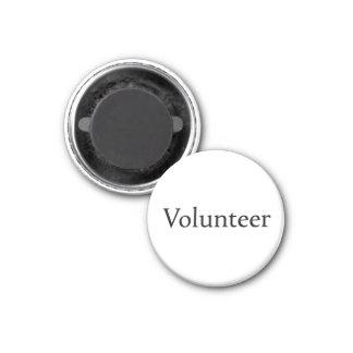 Volunteer Magnet