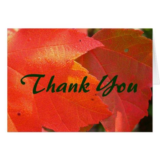Volunteer Thank You Card