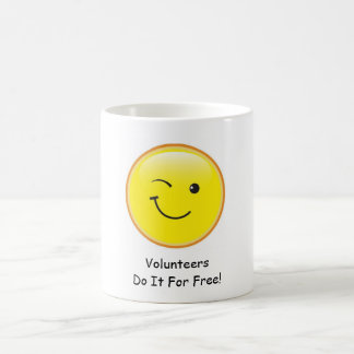 Volunteers Coffee Mug
