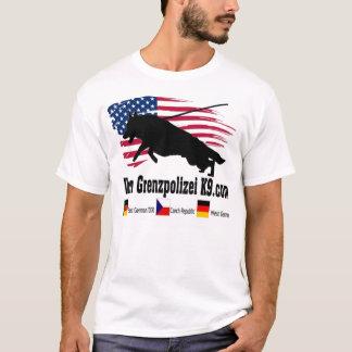 VomGrenzpolizeiK9.com T-Shirt