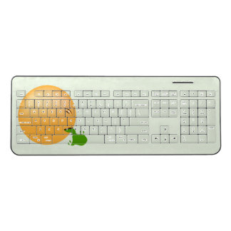 Vomit Emoji Wireless Keyboard