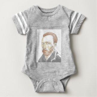 Von Gogh Baby Bodysuit
