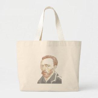 Von Gogh Large Tote Bag
