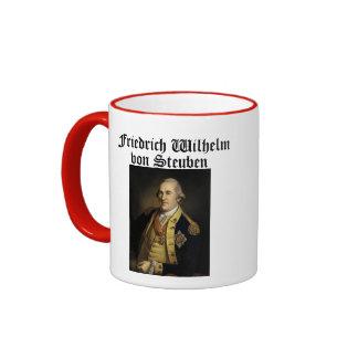 Von Steuben* Revolutionary War Hero Mug