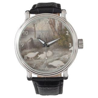 Von Wright's art watch