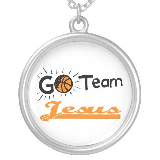 Vont le chrétien de Jésus d'équipe Pendentifs Personnalisés