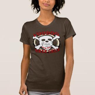 Voodoo Biker Chick T-Shirt