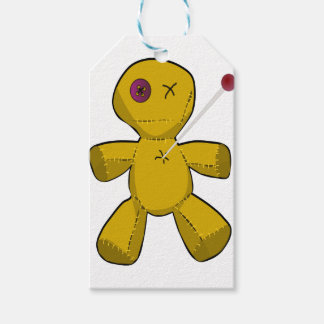 Voodoo Doll Gift Tags