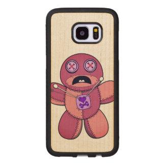 Voodoo Doll Wood Samsung Galaxy S7 Edge Case