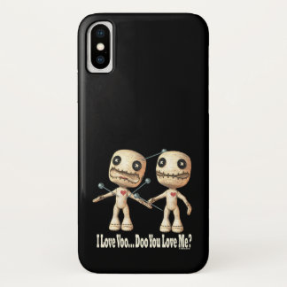 VooDoo Dolls iPhone X Case