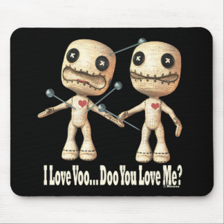 VooDoo Dolls Mouse Pad