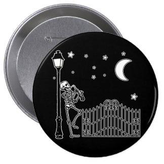 Voodoo Jazz Saxophone Player Buttons