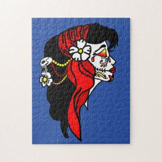 Voodoo Queen Jigsaw Puzzle