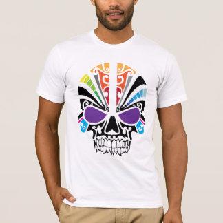 Voodoo Rainbow Skull T-Shirt