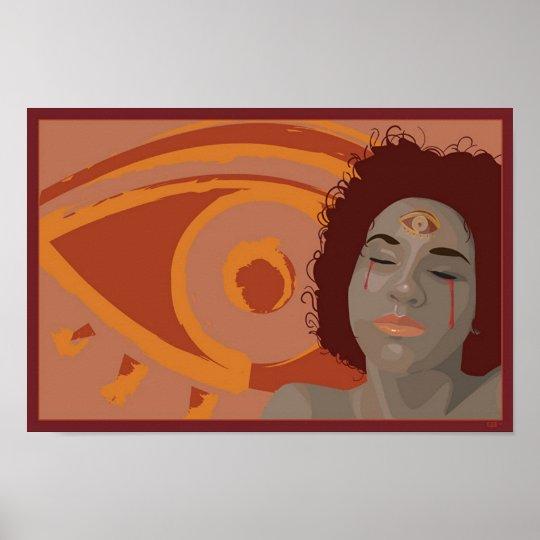 Voodoo Tear Poster