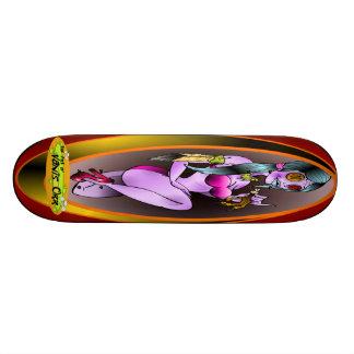 voodoo tramp skate deck