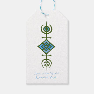 VooDou Soul of the World - Celestial Virgin Gift Tags