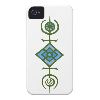 VooDou Soul of the World - Celestial Virgin iPhone 4 Case-Mate Cases