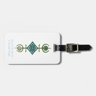 VooDou Soul of the World - Celestial Virgin Luggage Tag