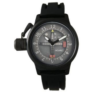 VOR Indicator Wristwatch