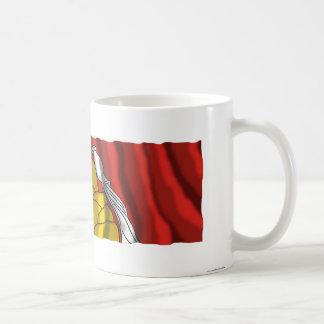 Voronezh Oblast Flag Coffee Mug