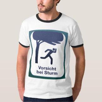Vorsicht_bei_Sturm T-Shirt