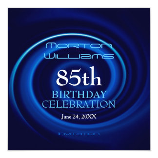 Vortex 85th Birthday Celebration Invitation