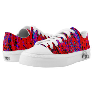 Vortex No. 2 Low-Top Sneakers
