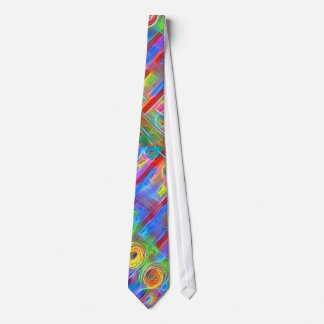 Vortex of adventure tie