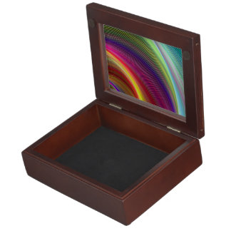 Vortex of Colors Memory Box