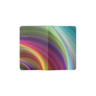 Vortex of Colors Pocket Moleskine Notebook